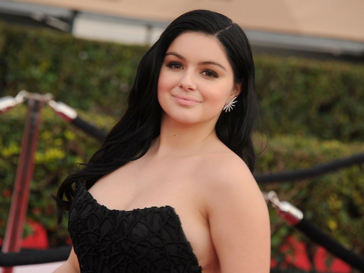 Ariel Winter hot photo