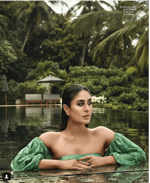 Kareena Kapoor Latest Bikini Picture