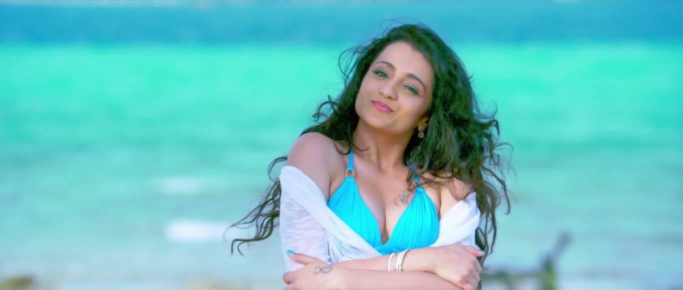 Telugu Actress Hot Photos trisha