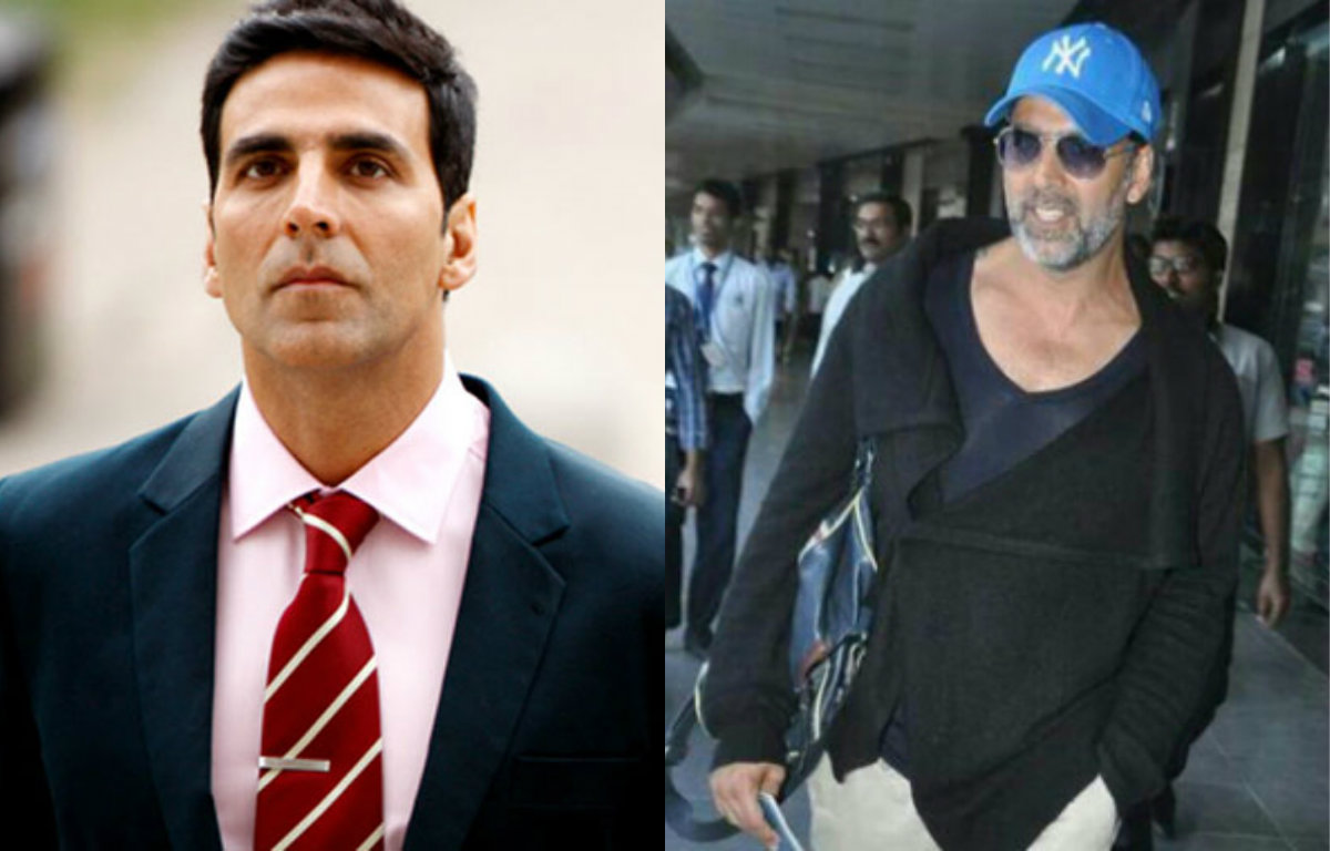 Bollywood Male Actors Without Makeup akshay-kumar