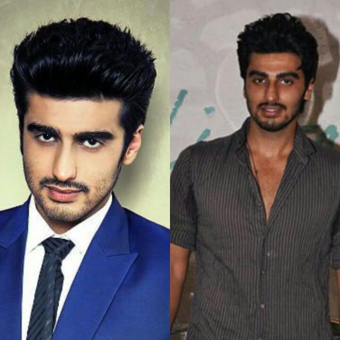 Bollywood Male Actors Without Makeup arjun-kapoor