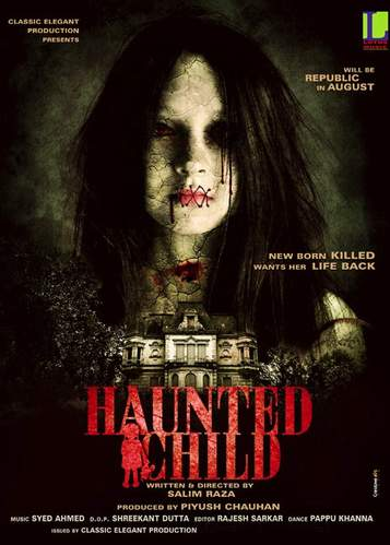 bollywood Horror Movies Haunted Child