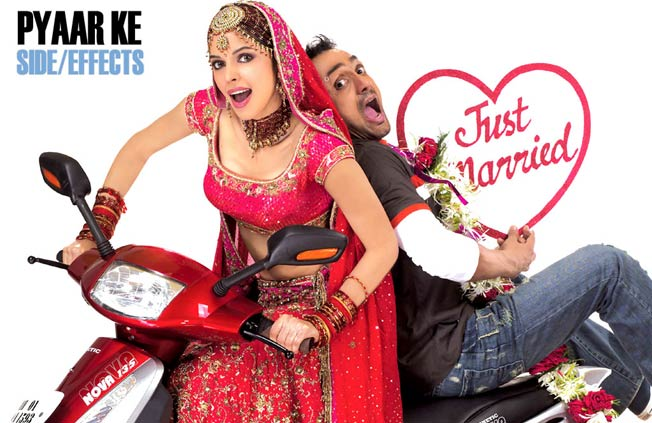 Bollywood Love Story Movies pyaar-ke-side-effects-2006