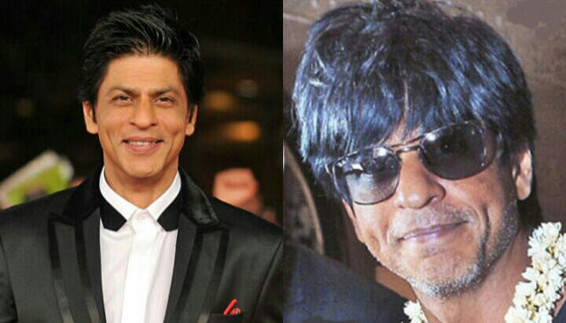 Bollywood Male Actors Without Makeup shah-rukh-khan