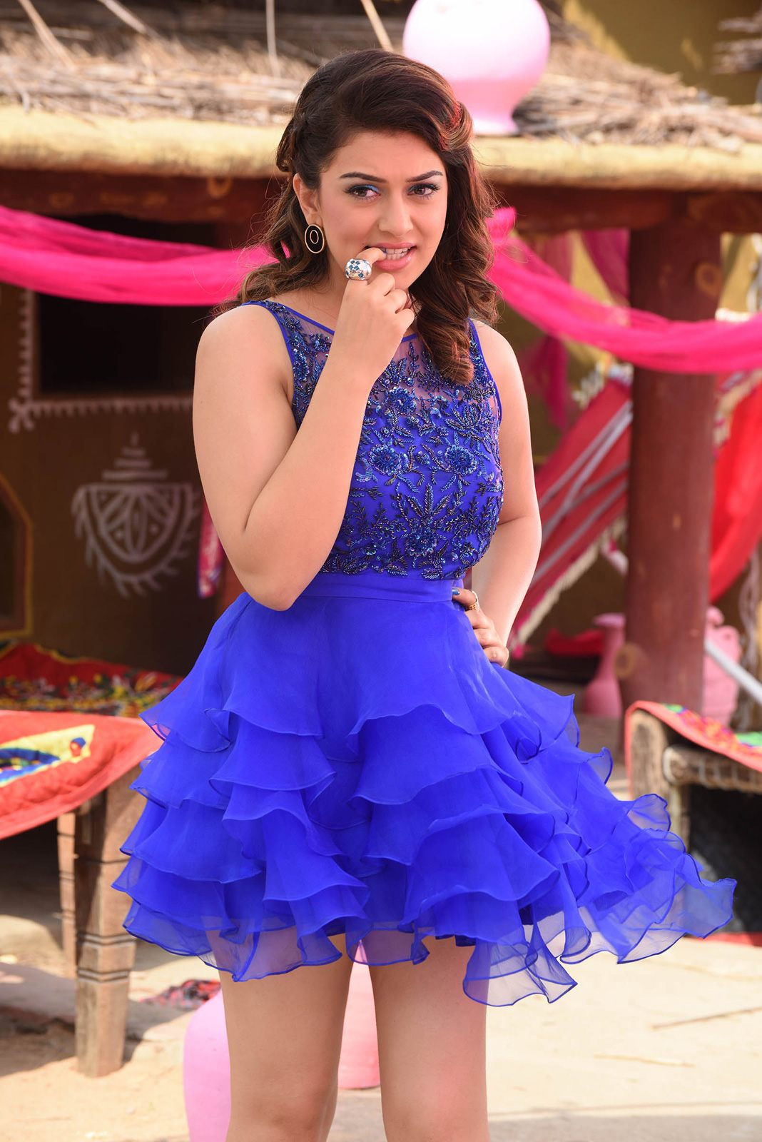 Hansika Motwani Hot Picture