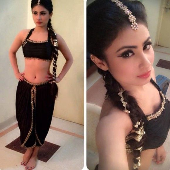 Mouni Roy Hot Bikini