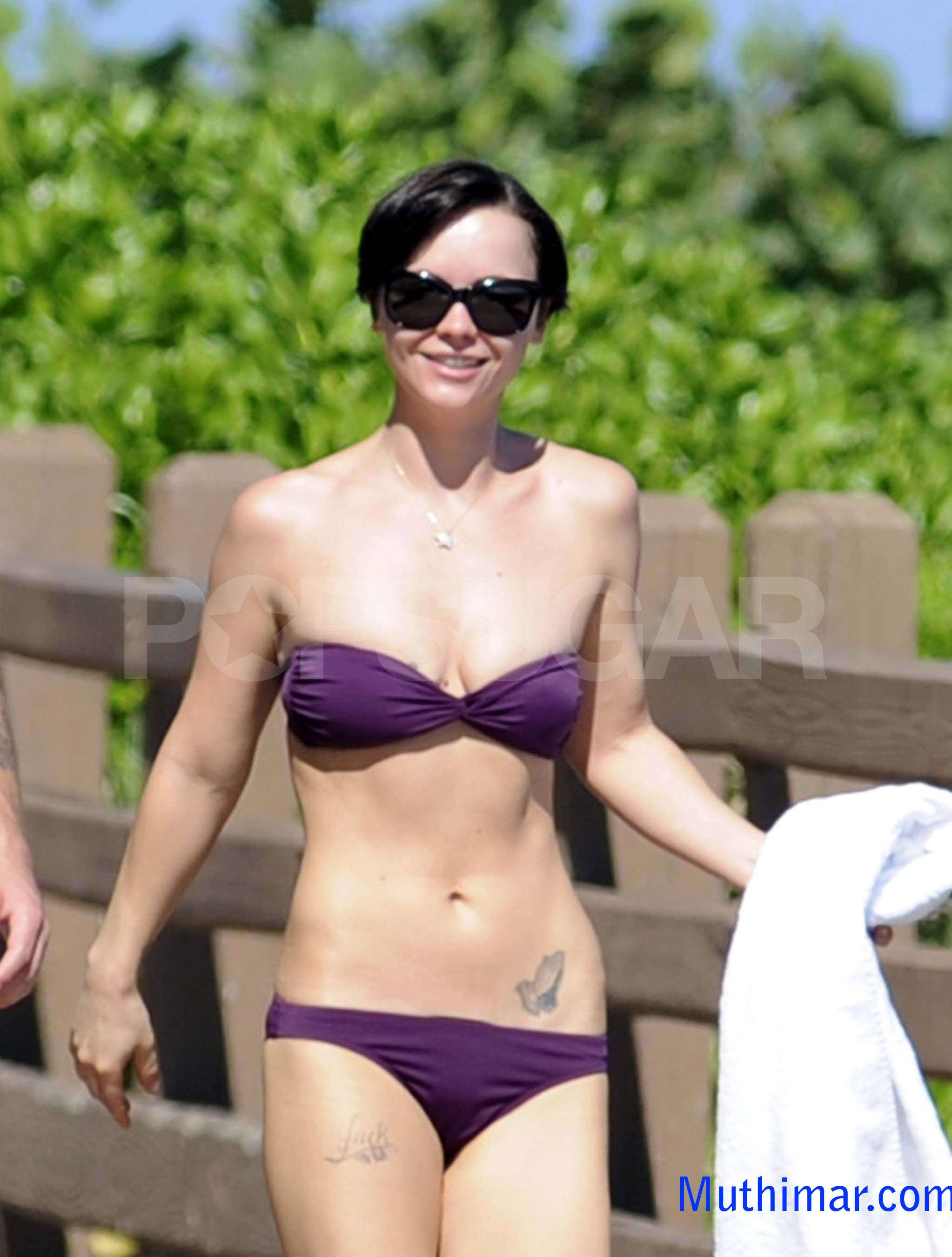 Christina Ricci Hot Bikini