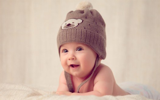 Cute Baby HD Wallpaper For Mobile